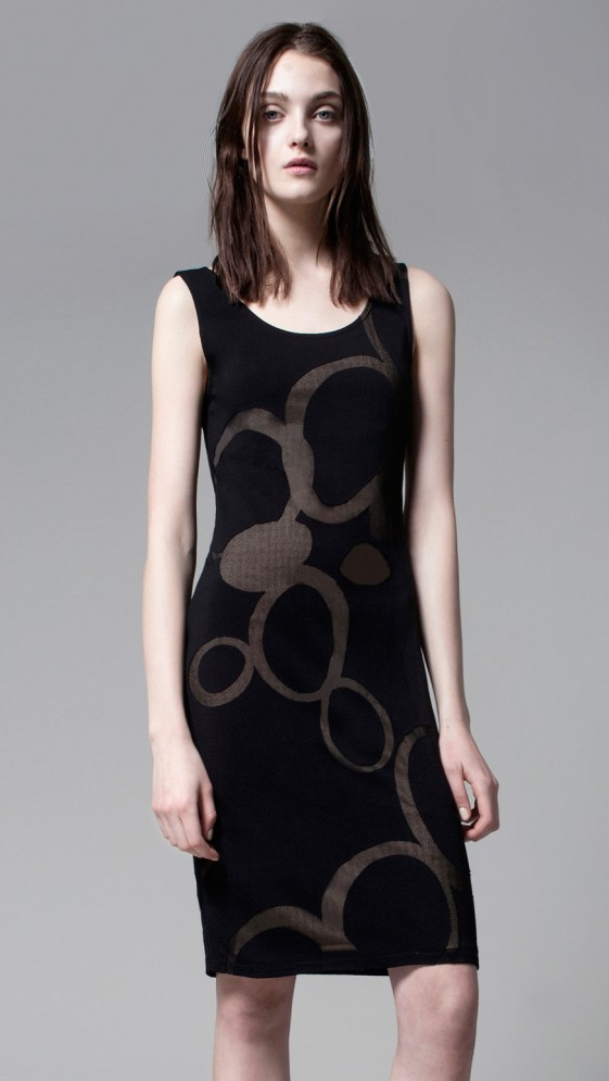 VENUS COLUMN DRESS