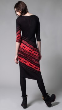 THUNDER SHAPER DRESS