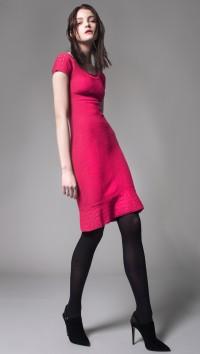 XENA POINTELLE CORSET DRESS