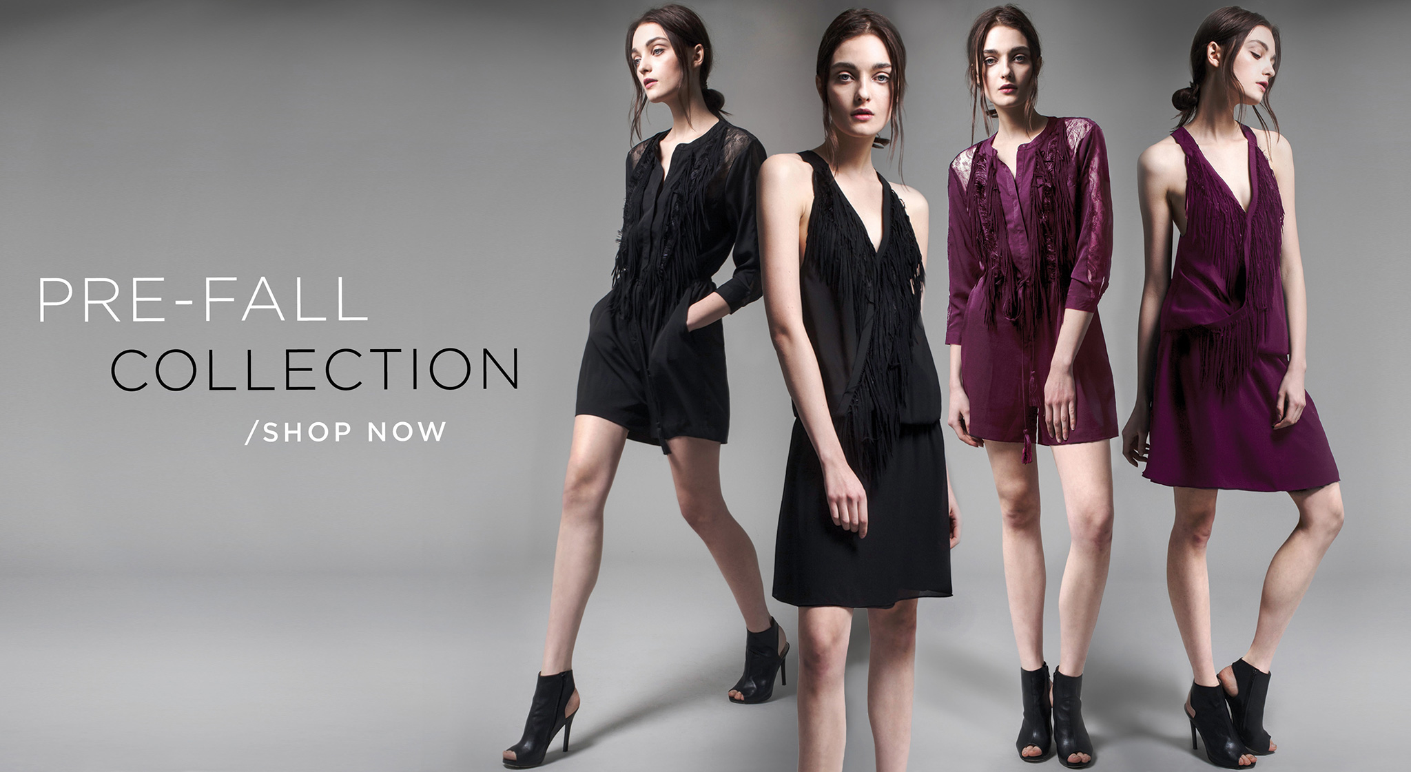 Pre Fall collection